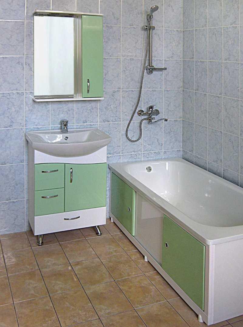 Экран в ванную комнату