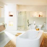 Как класть плитку в ванной комнате или подробное руководство для начинающего мастера