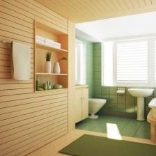 Чтобы мыться и глаз – радовался! Или чем отделать стены в ванной?