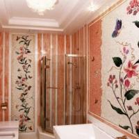Красота нигде не бывает лишней: декор ванной комнаты