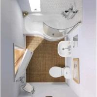 Оригинальный дизайн маленькой ванной комнаты: идеи для небольшого помещения с невероятными возможностями
