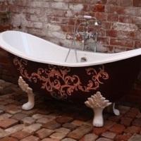 Ванна в частном доме и квартире – сложный выбор повседневной сантехники для ванной комнаты
