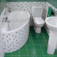Где всегда есть место творчеству: интересные, свежие и очень полезные идеи для ванной комнаты