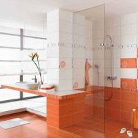 Отделка ванной комнаты плиткой: необычные решения, интересные сочетания, исключительная надежность