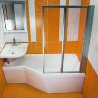 Дизайн ванной комнаты с душевой кабиной: создание индивидуальности