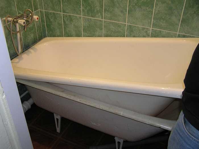 Чехол для ванны