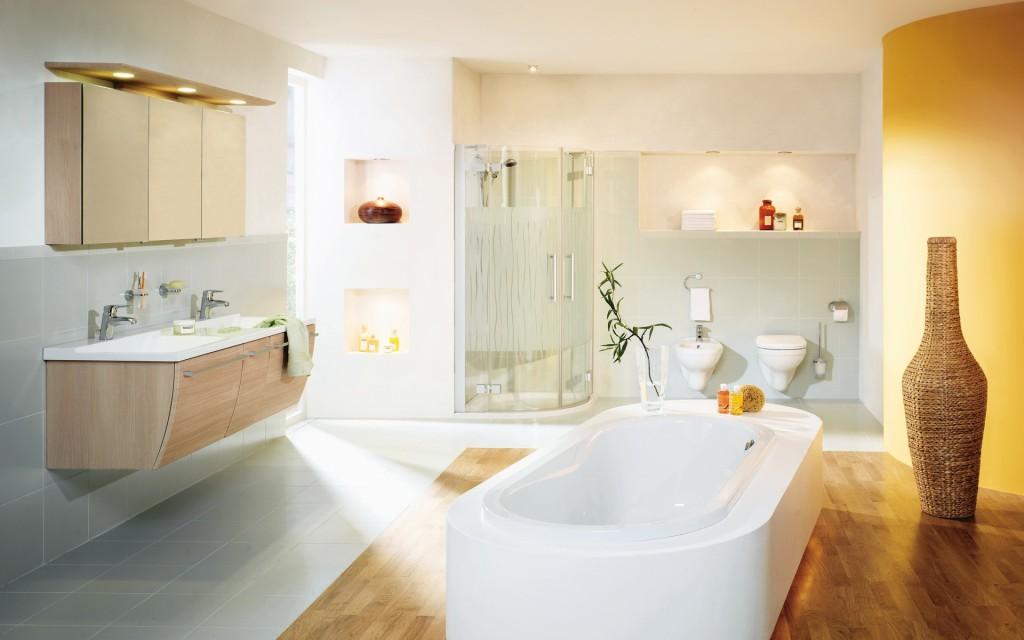 Красивая ванная комната – мечта, которую можно осуществить самостоятельно