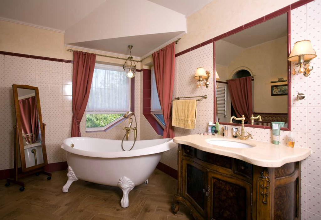 Красивая ванная своими руками без затрат на вызов специалиста – гордость каждой семьи