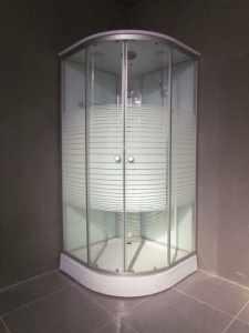 Для душевых кабин «Ниагара» необходимо учитывать требования производителя к уровню напора воды в системе