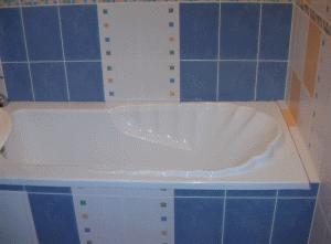 Безукоризненно уложенная плитка позволит создать весьма гармоничный интерьер