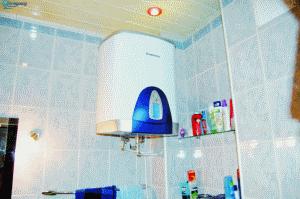 Для семей с детьми накопительный водонагреватель наиболее предпочтителен