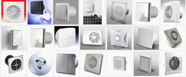 Перед тем как установить вентилятор, нужно сделать правильный выбор его – по производительности, по виду монтажа