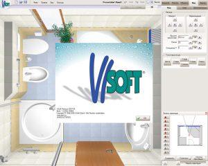 скриншот программы для раскладки плитки Visoft premium