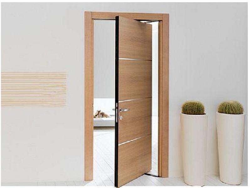 дверь роторная